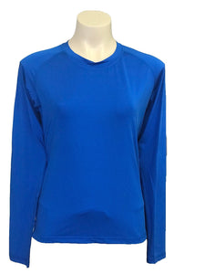 Long Sleeve Round Neck-2
