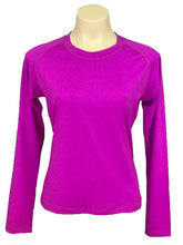 Load image into Gallery viewer, Long Sleeve Round Neck-2