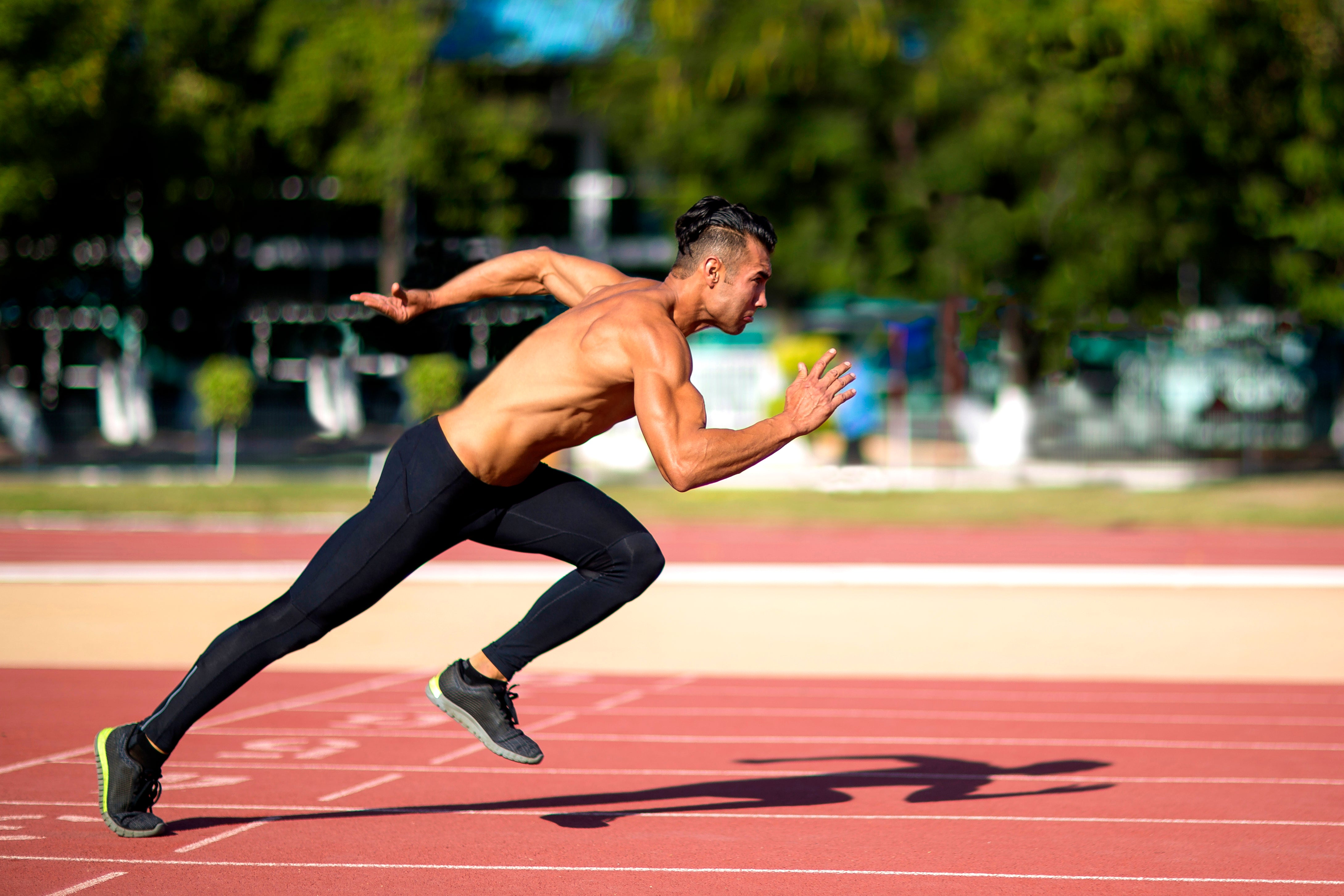 CNS Fatigue and Sprinting – Charlie Francis Archives