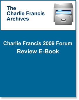 CF 2009 Forum Review