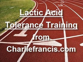 Lactic Acid Tolerance Training e-book