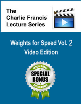 Weights for Speed Part 2 - CF Lecture Series
