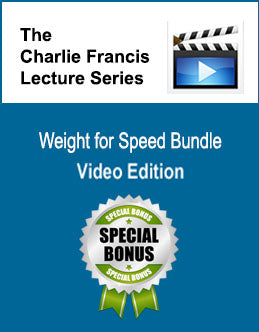 Weights for Speed Bundle - CF Lecture Series