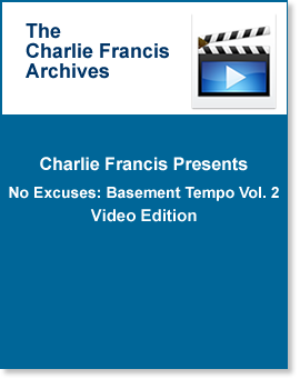 No Excuses - Basement Tempo Advanced Part 2