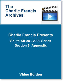 South Africa Series Section 5 Appendix