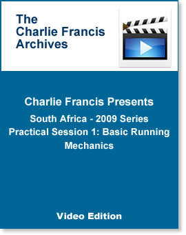 South Africa Series Practical Session 1 Basic Running Mechanics