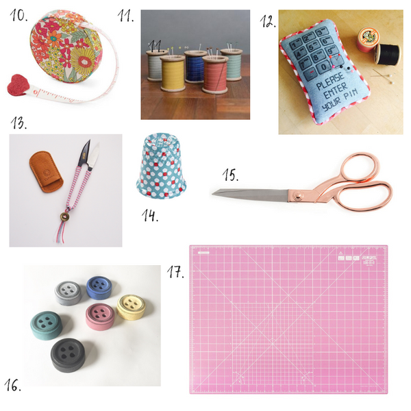 sewing tools gift ideas