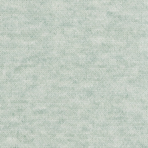 mint green sweater knit fabric