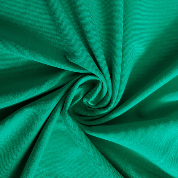 Emerald Cotton Jersey - 180g