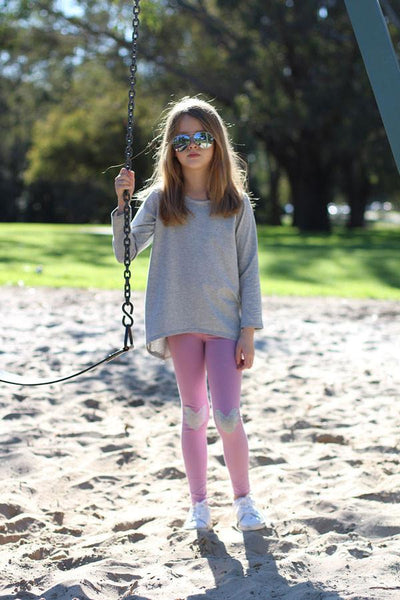 Mini Briar T- Shirt and Sweater Pattern (2 - 12 years)