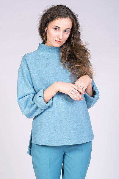 talvikki sweater named clothing pattern
