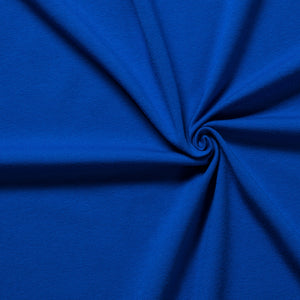 Blue Cotton Jersey - 200g