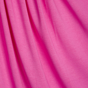pink stretch viscose spandex jersey knit