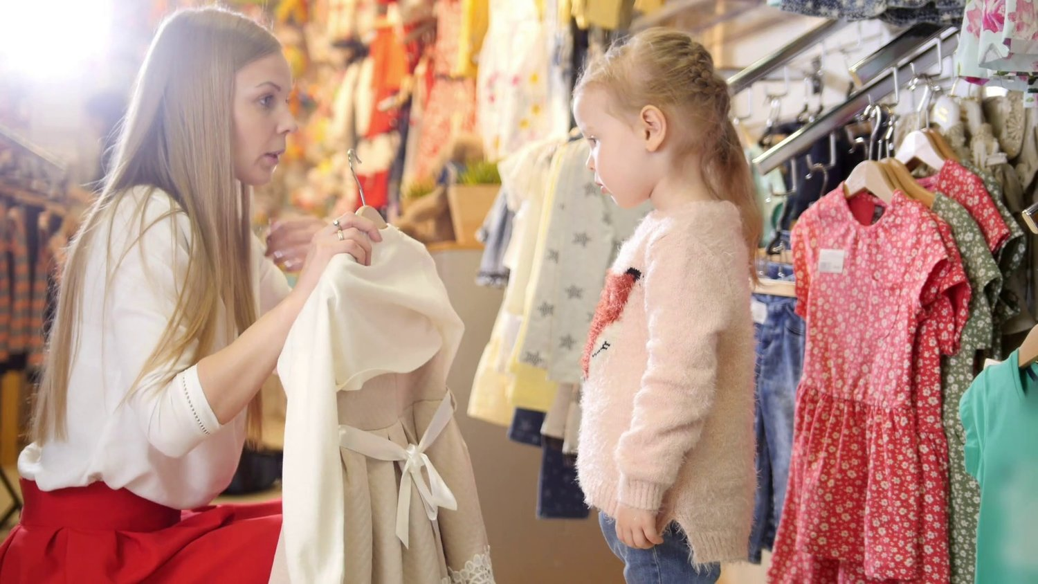 Are you spending a bomb on your kid's clothing?