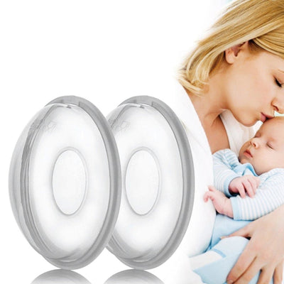 1pc Reusable Silica Gel Breast Milk Collection Suction Cover