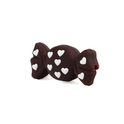 3pcs Toys Silicone Teether Clips for Babies - Brown Bow