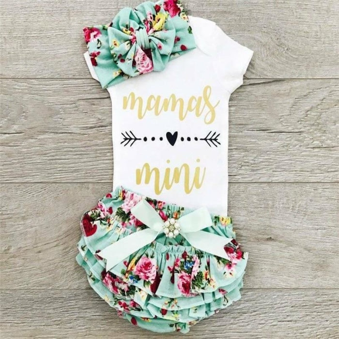 Alluring Floral Tutu Skirts for Baby Girls