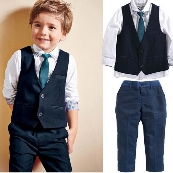 Blue Suit set for Boys