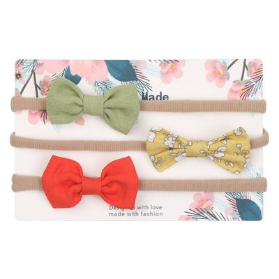 Bow Knot Stylish headband for Baby girls - K331