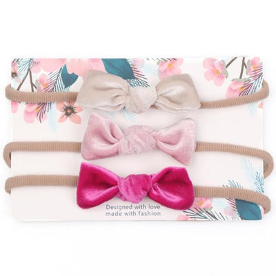 Bow Knot Stylish headband for Baby girls - K332
