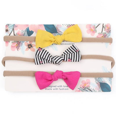 Bow Knot Stylish headband for Baby girls - K333