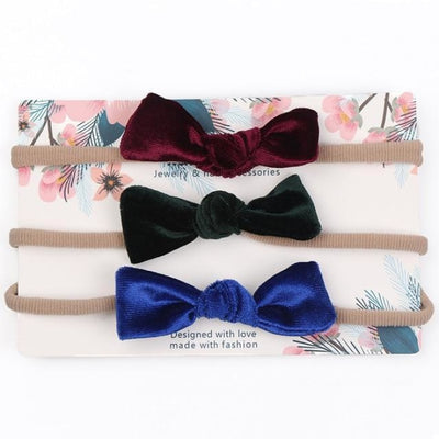 Bow Knot Stylish headband for Baby girls - K336