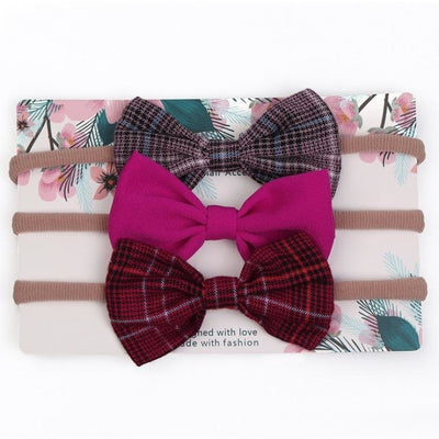 Bow Knot Stylish headband for Baby girls - K340