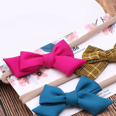 Bow Knot Stylish headband for Baby girls - K341