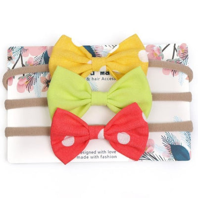 Bow Knot Stylish headband for Baby girls - K343
