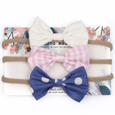 Bow Knot Stylish headband for Baby girls - K344