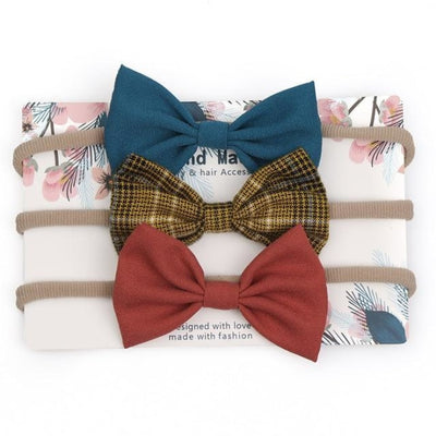 Bow Knot Stylish headband for Baby girls - K348