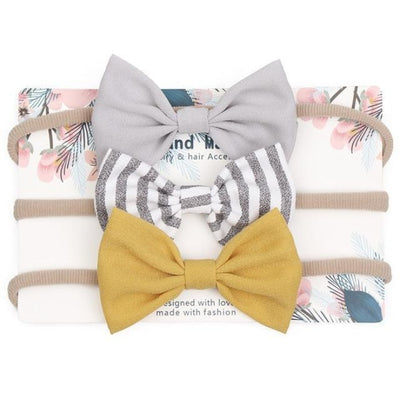 Bow Knot Stylish headband for Baby girls - K349