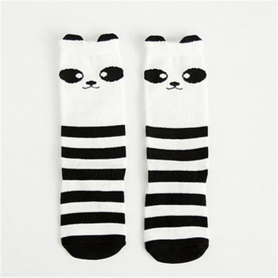 Cute Animal pattern Socks set for Kids Babies