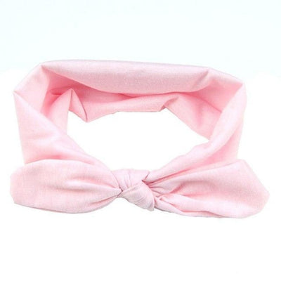 Cute candy colour headband for Baby Girls - pink