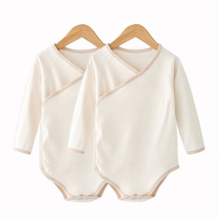Cute Comfortable Organic Cotton Romper for Baby
