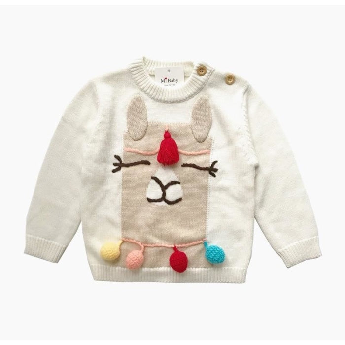 Cute Unisex Animal pattern Sweater for Kids