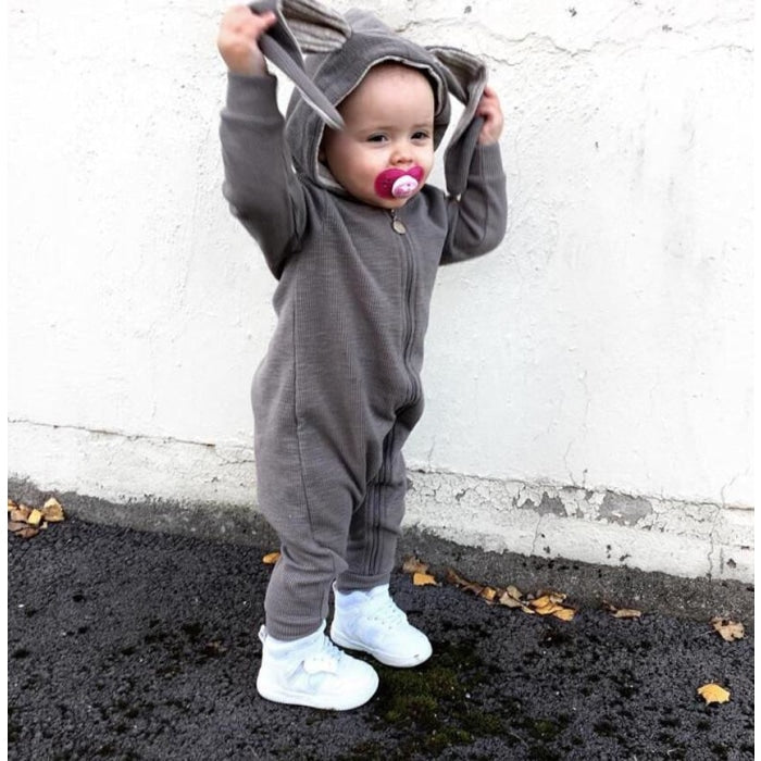 Easter Bunny themed Jumpsuit for Babies Unisex