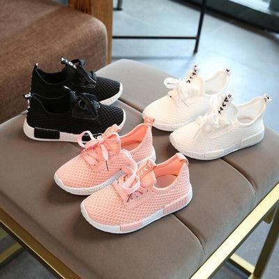 Everyday Wear Sneaker Mesh Shoes Kids Unisex