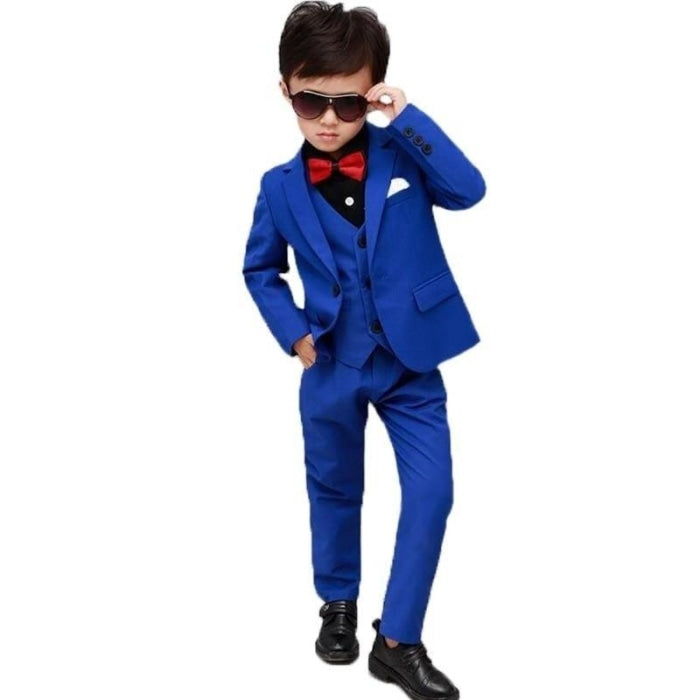 Formal Blazer Suit Set for Boys