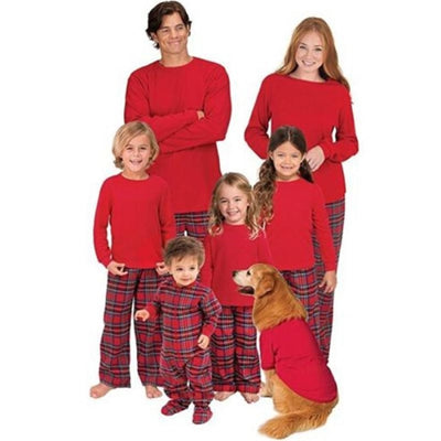 Full Family Matching Pajama Set