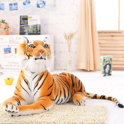 Giant Stuffed Plush Tiger Toy