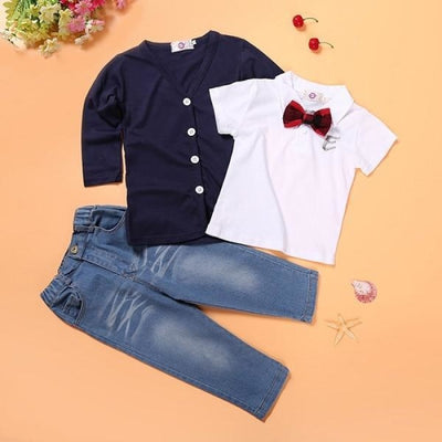 Handsome Clothing set for Boys - As per pic / 18-24 months