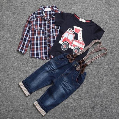 Handsome Clothing set for Boys - as picture 2 / 18-24 months