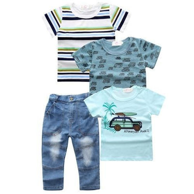 Handsome Clothing set for Boys - as picture 4 / 18-24 months