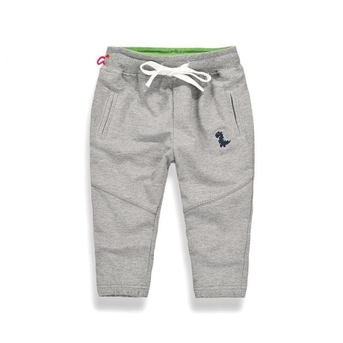 Kids Slim Fit Harem Unisex Pants