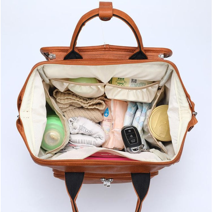 Large Capacity Diaper Bag for Mother