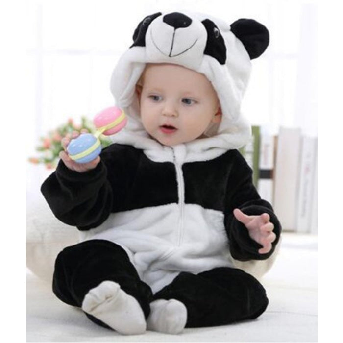 Newborn/Infant Baby Panda Suit