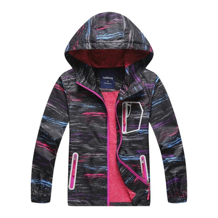 Sexy Stylish Unisex Jacket for Tough Kids