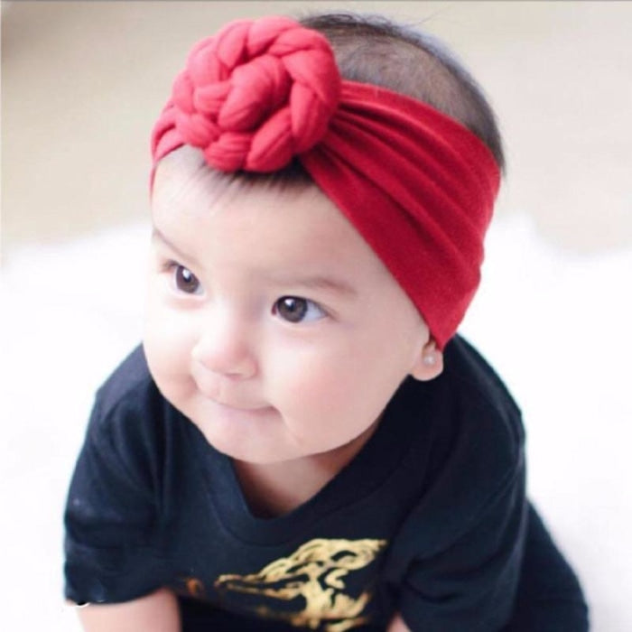 Soft cotton infant newborn Headband