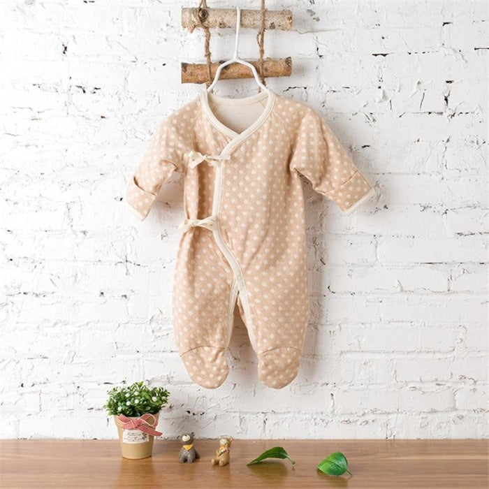 Soft Cotton Jumpsuit for Baby Girl